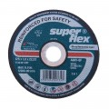 "D.co.ac.fino(Ac.Inox)115x1x22.23mm""GRINDING SUPERFLEX"""